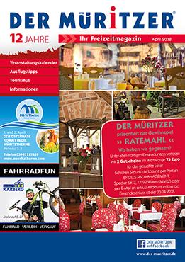 DerMüritzer April 2018