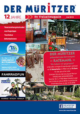 DerMüritzer Mai 2018